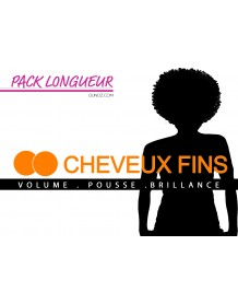 Pack CHEVEUX FINS