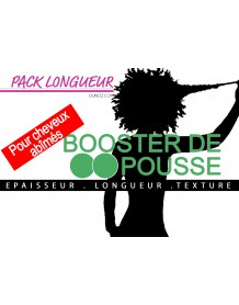 Pack BOOSTER POUR CHEVEUX ABIMES